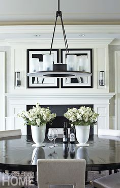 Georgeous Table - Victoria Hagen Dining Room