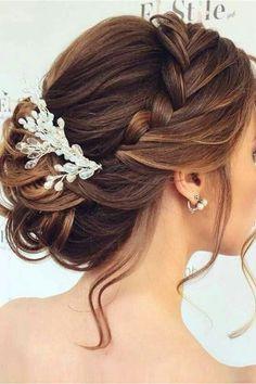 accessoires cheveux coiffure mariage chignon mariée bohème romantique retro, BIJOUX MARIAGE (47)