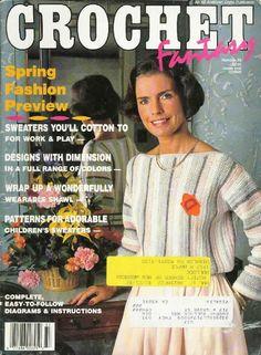 Crochet Fantasy Magazine : Crochet Fantasy Magazine No. 90 Crochet, Etsy and Fantasy