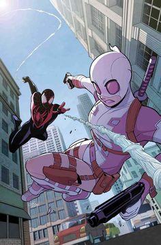 The Unbelievable Gwenpool #19