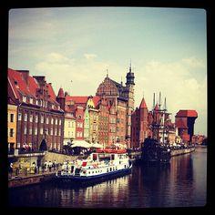 """Gdańsk - tu powiedziałam """"tak"""" ;)"""