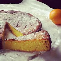 Adventures in fussy eating: Moroccan orange cake, gluten free