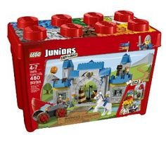 Compare prices on Lego Castle Set Skeleton's Tower from top toy and collectibles retailers. Save money and find great deals on new and used LEGO sets. Lego Duplo, Lego Toys, Lego Juniors, Shop Lego, Buy Lego, Building For Kids, Building Toys, Lego Junior Sets, Lego Knights