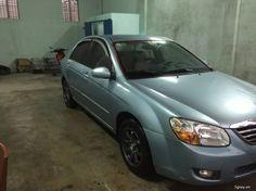 Kia Cerato nhập khẩu 2007 xe không lỗi chính chủ 51F. Giá 235 triệu