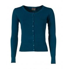 dames vest Cardigan Ink Blue (Zendee)