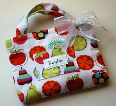 sewing bag and Learn To Sew Projects