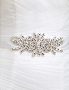 Satin Wedding/Party Sash With Crystal. Get unbelievable discounts up to 70% Off at Light in the Box using Coupons.