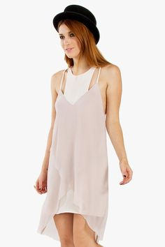 Nothing says trendy better than this Urban Sweetheart dress