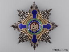Order of the Romanian Star; Grand Cross, Stars, Badges, Breast, Decorations, Google, Home, Badge, Dekoration