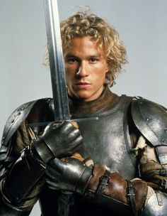 Photo of Heath Ledger Promo Shoot - AKT for fans of A Knight's Tale 12062059 High School Musical, Beautiful Men, Beautiful People, A Knight's Tale, Knight In Shining Armor, Celebrity Crush, Celebrity Guys, Movie Stars, Eye Candy