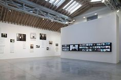 Sophie Calle, Take Care of Yourself Gallery Installation View