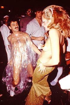 Der disco in nackt In der