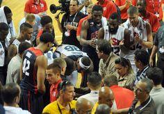 FIBA World Cup: Paul George Suffers Freak Injury, Breaks Leg [PHOTOS and VIDEO]