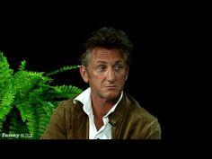 Between Two Ferns with Zach Galifianakis: Sean Penn