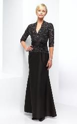Alyce Designs 29143 available in GOLD $410 deep V