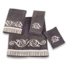 Avalon Granite Washcloth - BedBathandBeyond.com