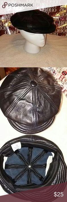 NWOT LAMBSKIN XLarge  HAT NWOT LAMBSKIN XLARGE HAT Accessories Hats