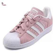 online store 33737 5f55e Adidas Originals SUPERSTAR 80s ANIMAL Chaussures Mode Sneakers Femme Blanc  - Chaussures adidas originals (Partner-Link)  Chaussures adidas   Pinterest ...