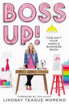 Boss Up!: This Ain?t Your Mama?s Business Book Author : Lindsay Teague Moreno Pages : 256 pages Publisher : Thomas Nelson Language : : 0785224416 : 9780785224419 Free Books, Good Books, Up Book, Book Authors, Reading Lists, Tango, Audio Books, Boss, Nerd