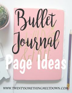 50 Bullet Journal Spread Ideas & Printable!