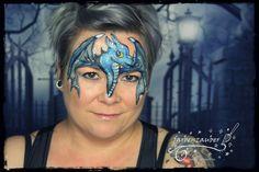 Body Art, Carnival, Face, Kids Makeup, Bodypainting, Kite, Nice Asses, Mardi Gras, Carnivals