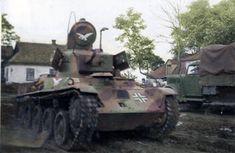 Hungarian Toldi Light Tank