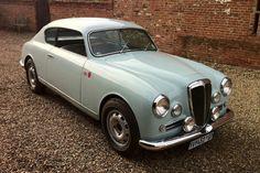 1955 Lancia Aurelia B20 GT For Sale Front Three Quarter View