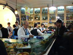 Lisbon - Cafes - Antiga Confeitaria de Belém