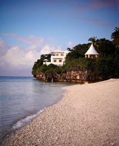 Vatulele Island Resort's Beach