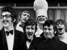 Monty Python...