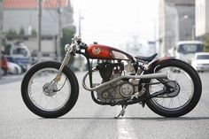 ONE PEACE Matchless by HEIWA Motorcycles