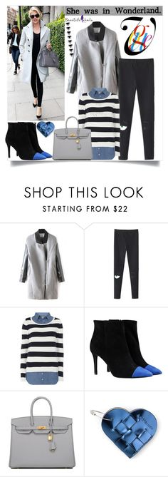 """Bhalo #30/3"" by almedina-86 ❤ liked on Polyvore featuring Dorothy Perkins, 8, Hermès, bhalo and bhalo3"