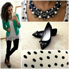 Very cute blog for biz casual and business wear ideas.