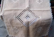 Cyprus - Lefkaritika embroidery