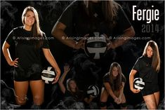 Awesome varsity volleyball sports poster. Every senior needs one of these! Best senior pictures in Michigan! #seniorpics #volleyball #cool #sports ArisingSeniors.com