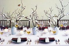 15 Gorgeous Holiday Table Settings   Brit + Co.