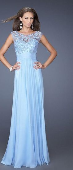 Love this color! #prom
