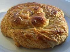 tahinli ekmek--love this site of turkish recipes in english! Greek Sweets, Greek Desserts, Fun Desserts, Armenian Recipes, Turkish Recipes, Greek Recipes, Sweets Recipes, Cooking Recipes, Cyprus Food