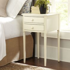 Found it at Wayfair - Canfield Side Table