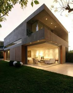 Private Residence In La Gorce | Touzet Studio #pin_it #architeture  #arquitetura @mundodascasas Www.mundodascasas.com.br | Beach House |  Pinterest ...