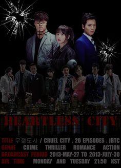 Heartless City Episode 11 - 무정도시 - Watch Full Episodes Free - Korea - TV Shows - Viki