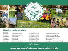 Herzlich Willkommen im #Spreewald