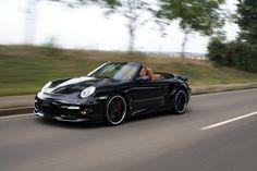 techart porsche | Techart Porsche 911 Turbo Cabrio 997