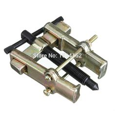 """Free delivery - 2""""-65mm Two Jaws Gear Puller Bearing Puller Spiral puller Forging Technology for Motorcycle Repair Tool"""