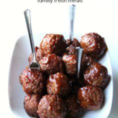 Honey Garlic Crockpot Meatballs Recipe - ZipList