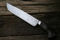 Show me your custom camp knife/chopper. - Page 43