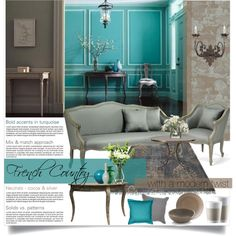 French Country with a Modern Twist