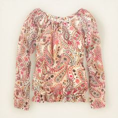 Add this to the fur vest for a hippy vibe!