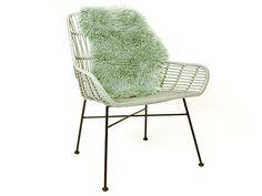 Leitmotiv - Lounge chair Soothe misty grey 65,4 x 62,9 x 80cm. #leitmotivfurniture #presenttime #presenttime_hq