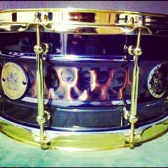 My Custom Snare by Ajp Custom Drums